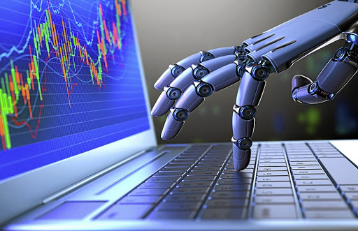 A robo-adviser is essentially a do-it-yourself, automated online investment and portfolio management service. The robo-adviser creates a portfolio based on an individual investor's input regarding his or her financial position and investment goals. Picture: BBC