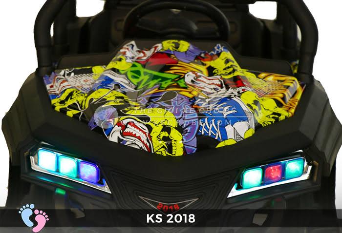 Ô tô điện trẻ em chạy điện KS-2018 10