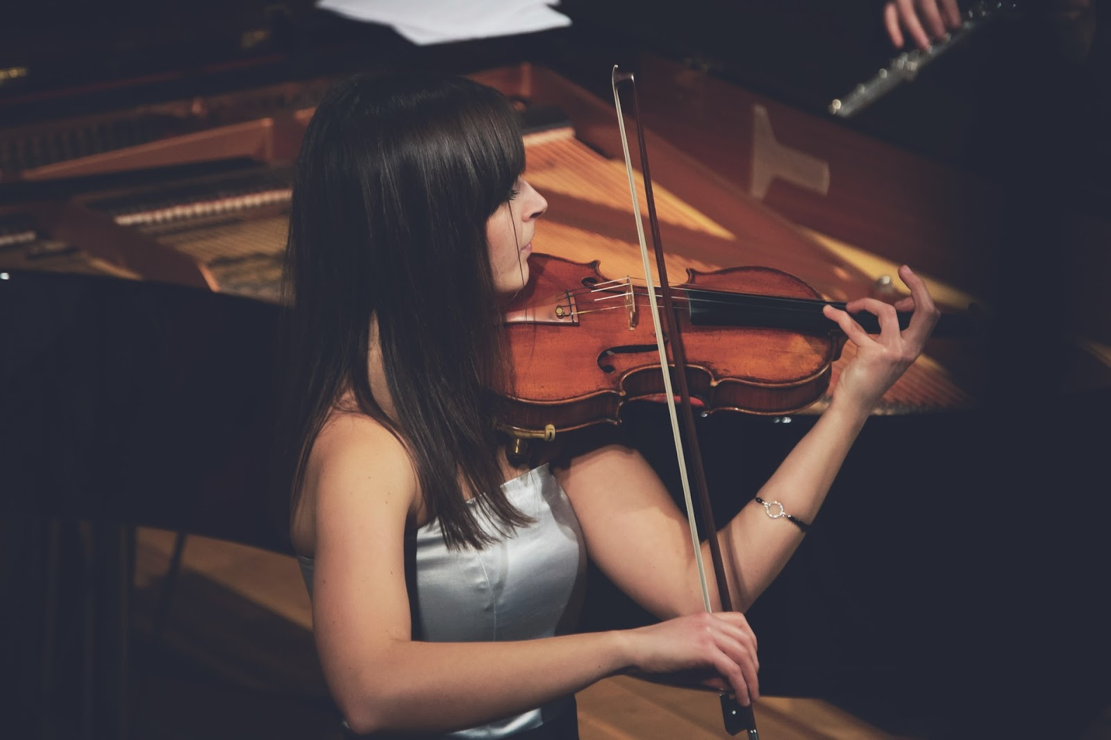 #100daysofpractice is a daily creative challenge started by a violinist.