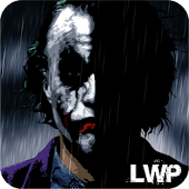 Animated Joker Live Wallpaper