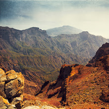 Photo: #travel   #landscape   #mountains   Caldera de Taburiente, La Palma , Canary Islands More from this island here: http://wuestenhagen-imagery.photoshelter.com/gallery/La-Palma-Canary-Islands/G0000ahKQVpaVQro/C0000_t0BzdtmfZY