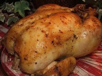 """""""Sunday Best"""" Roast Chicken"""