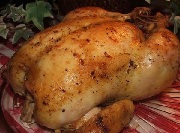 Sunday Best Roast Chicken