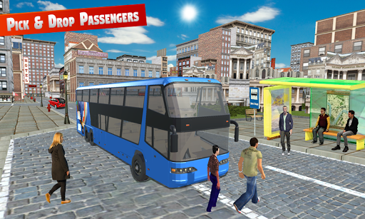 Modern Bus Game Simulator apktram screenshots 7