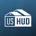 Free Foreclosure Home Search by USHUD.com icon