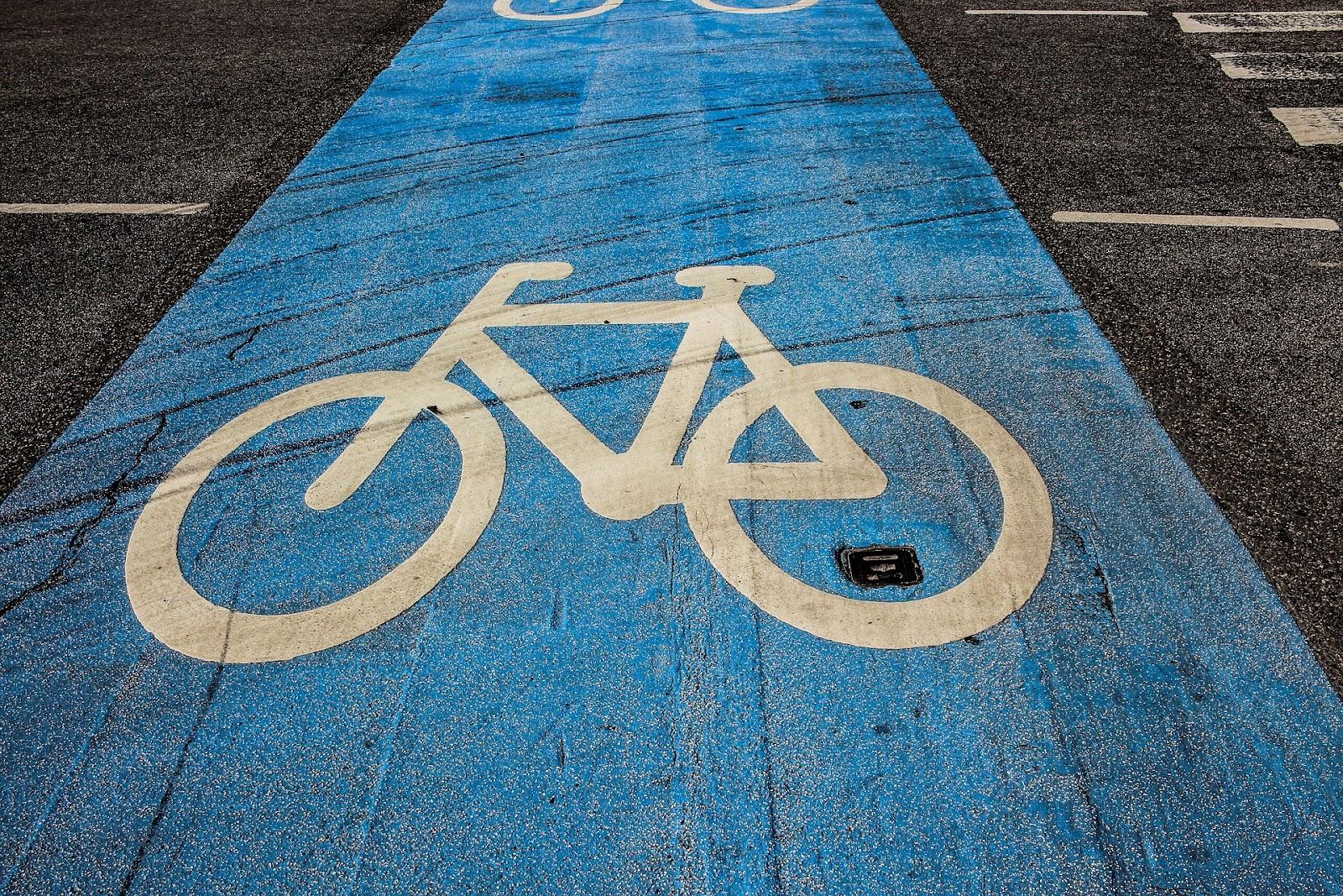 Sinalização de ciclomobilidade