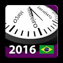 Brasil Calendário 2016 NoAds icon