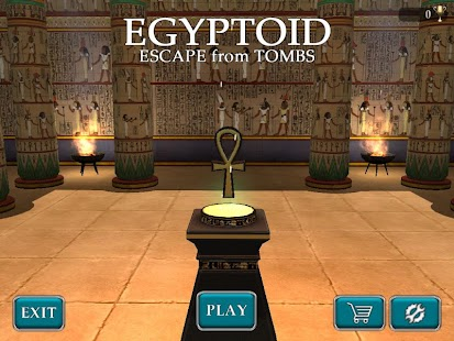 Egyptoid - Escape from Tombs- screenshot thumbnail