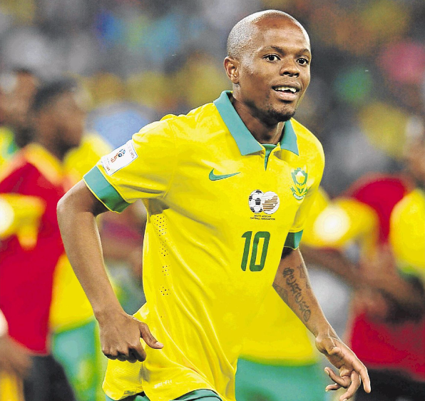 Thulani Serero. File photo.