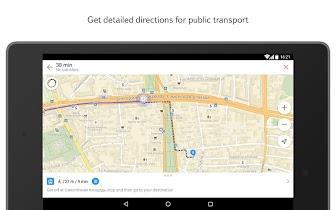 Yandex.Maps - screenshot thumbnail 14