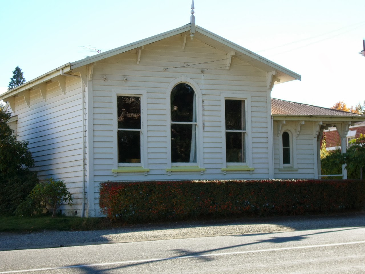 Photo: Former Naseby Courthouse on Derwent Street