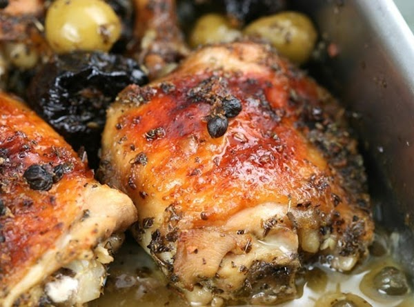 Chicken Marbella Recipe