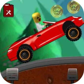 OOF! ROBLOX Fun Game Racing Rolox Speed Climb