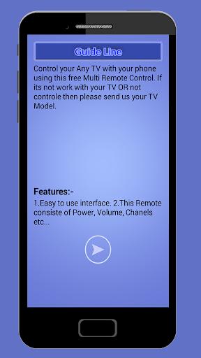 TVs Remote Control For Prank