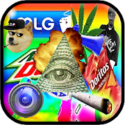 App MLG Photo Editor: Meme Sticker APK for Windows Phone