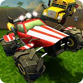 Crash Drive 2: Racing 3D Game