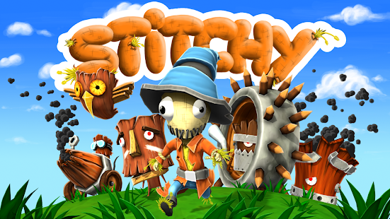 Stitchy: Scarecrow's Adventure- screenshot thumbnail