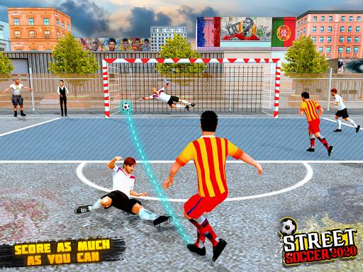 Futsal Championship 2020 - Street Soccer League 1.6 screenshots 6