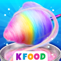 Unicorn Chef Carnival Fair Food: Games for Girls icon