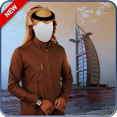 Arab Man Photo Editor App - Arab Man Photo Maker