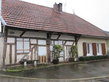 maison à Saint-Just-Sauvage (51)