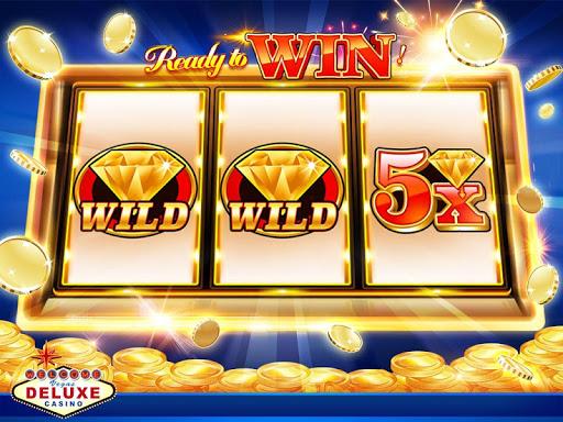 玩免費博奕APP|下載Vegas Deluxe Slots:Free Casino app不用錢|硬是要APP