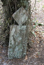 Photo: Unknown Old Marker / North Prong