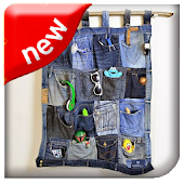 DIY Recycled Jeans Crafts