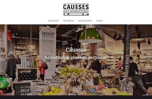 site de magasin à paris