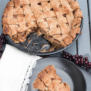 Apple Pie Whole Wheat Flour Recipes