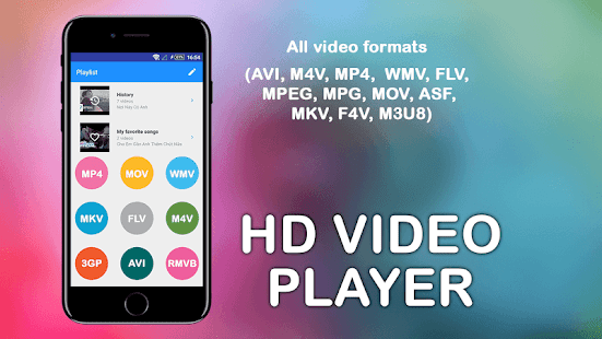 Video Player - MX Player - náhled