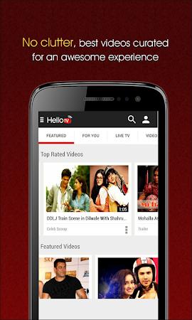 HelloTV - Free Live Mobile TV 2.2 screenshot 221763