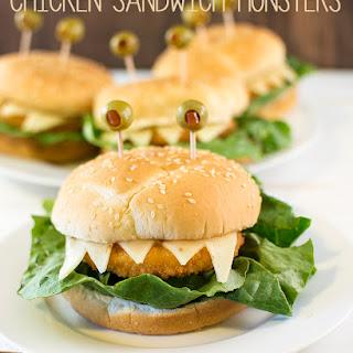 Chicken Sandwich Monsters.