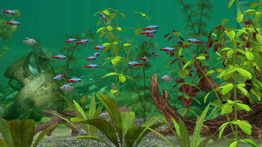 Fish Farm 3 - Simulateur Aquarium 3D  captures d'écran 1