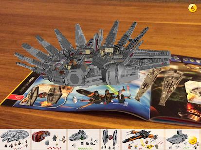 LEGO® 3 D Catalogue - AppRecs