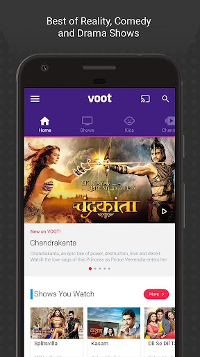 Voot TV Shows Movies Cartoons  screenshots 1