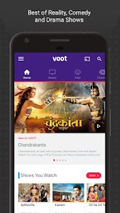 Voot TV Shows Movies Cartoons Apk 1