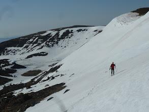 Photo: Subiendo a la cresta
