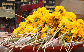 Photo: Day 336 -  Marigold Offerings