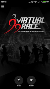 99 Virtual Race- screenshot thumbnail