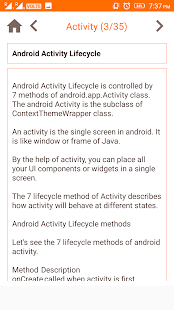 Interview Questions for Android - náhled