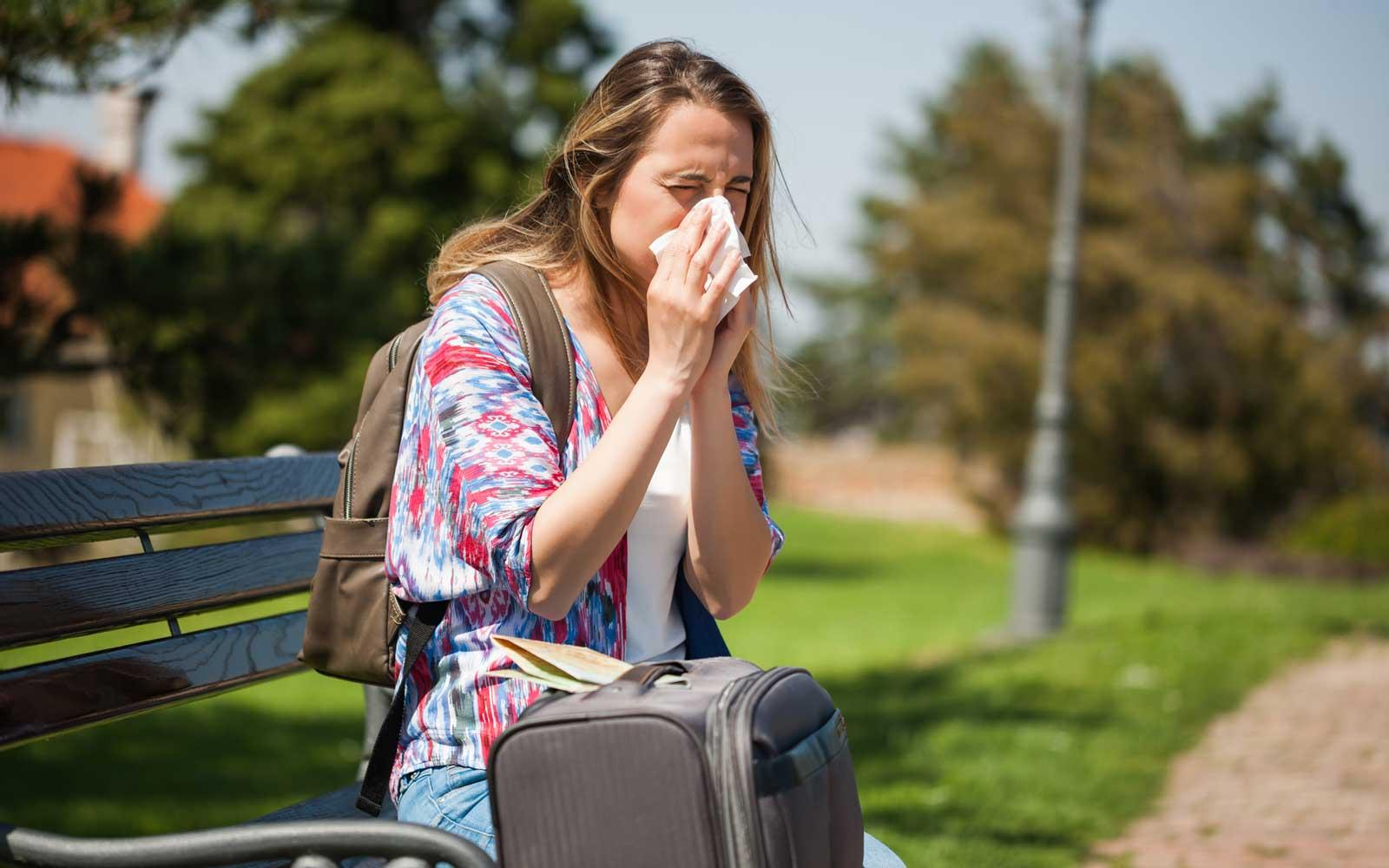 How To Prevent Yourself from Getting Sick While On a Trip