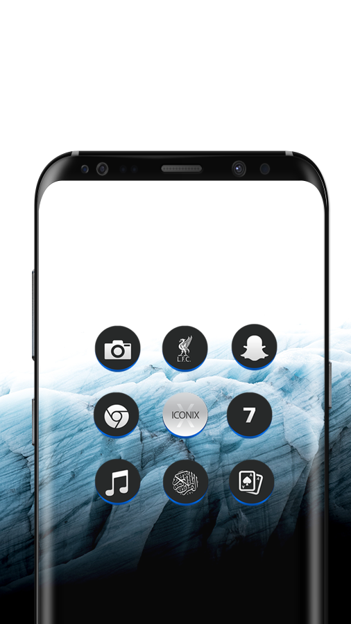 ICONIX - Icon Pack- screenshot