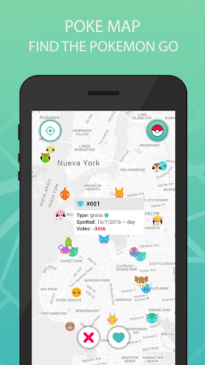 Guide for Pokemon GO Map