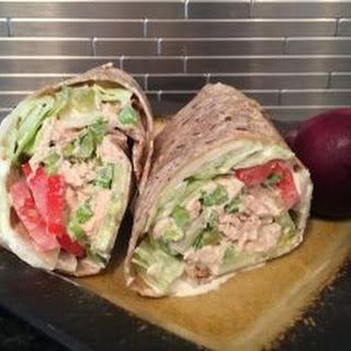 Tuna Salad Wrap 2.0