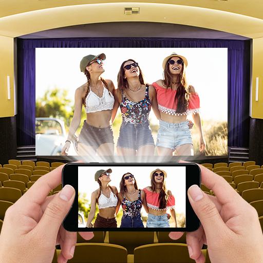 Video Projector -  Photo Video Projector Simulator