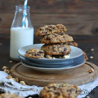 Vegan Granola Cookies.