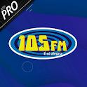 Radio 105 FM icon