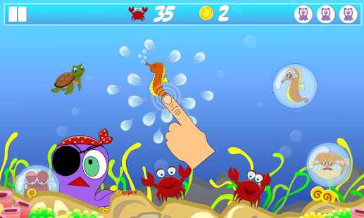 Tap the Bubbles for Babies- screenshot thumbnail