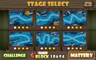 Screenshot of Toy Defender R